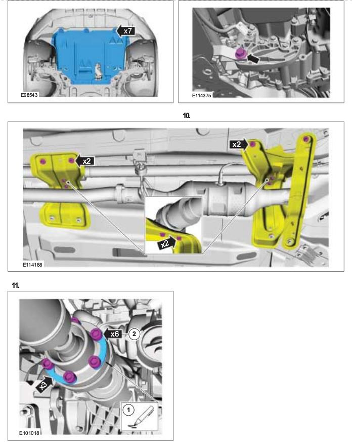 Ford Kuga AWD DEM Malfunction Haldex Repair Information - Haldex